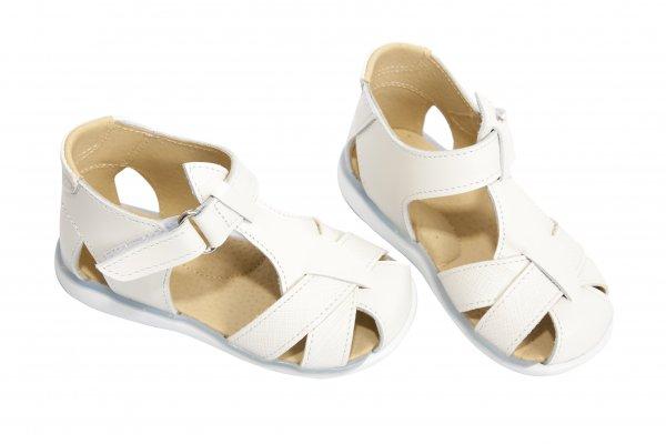 Sandale copii 346 alb new 18-25