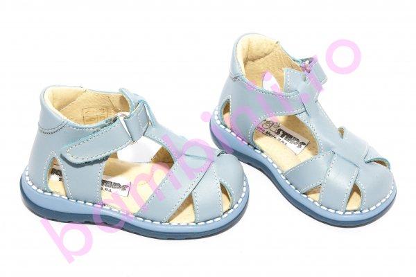 Sandale copii 346 gri blue