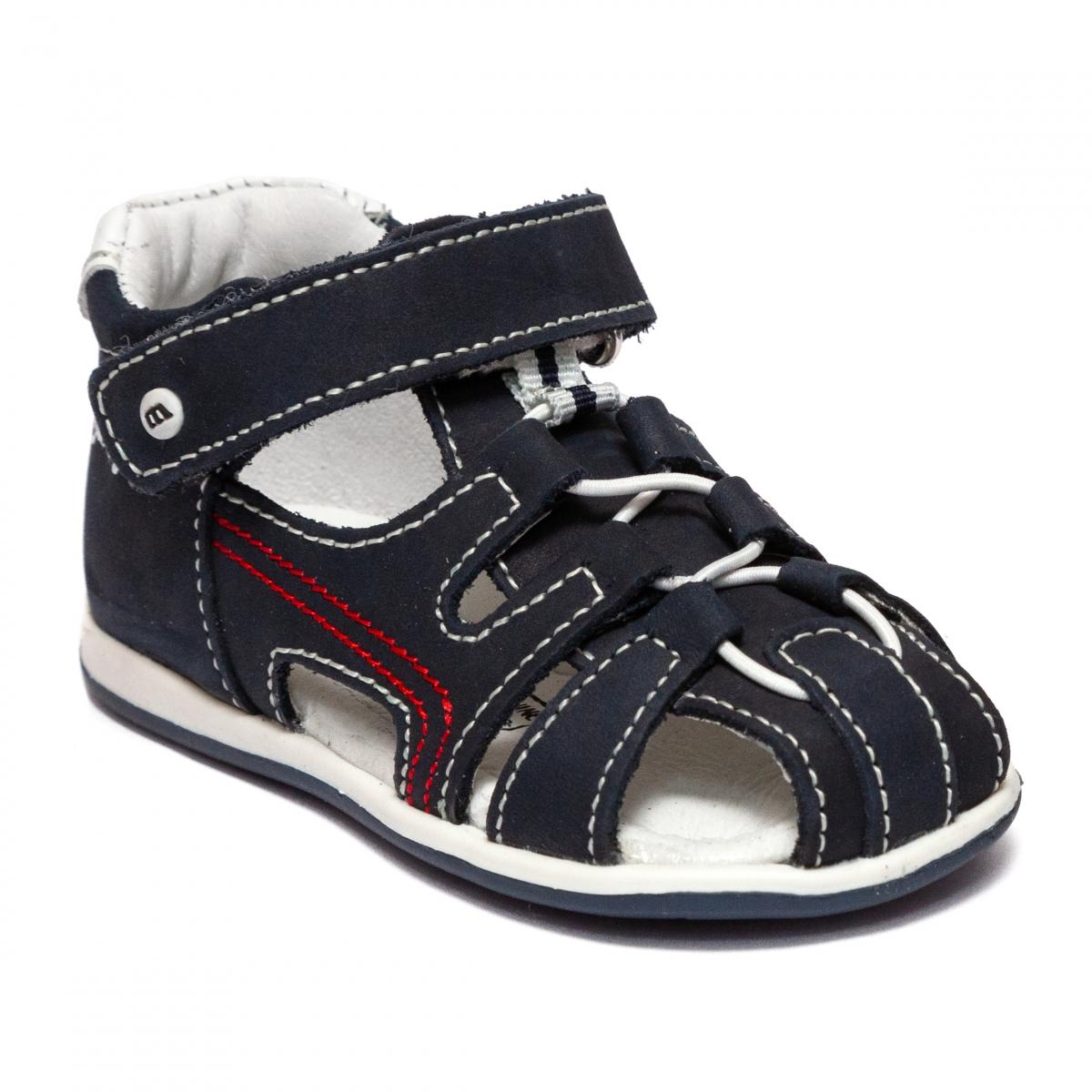 Sandalute baieti Melania 800 blu 18-25