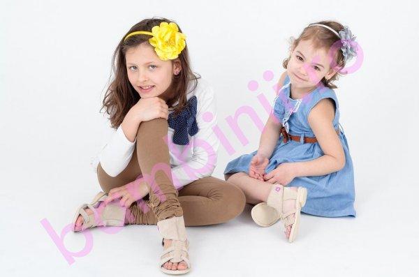 Sandale copii Sara bej