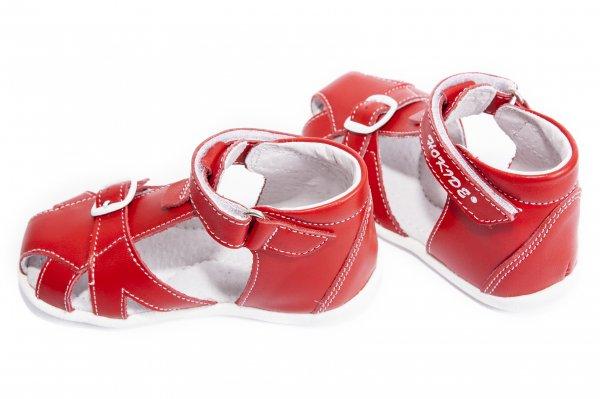 Sandale copii de vara hokide 231 rosu 19-24