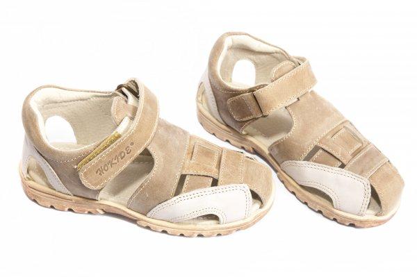 Sandale copii hokide 109 bej 26-30