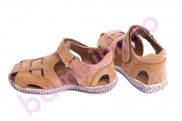 Sandale copii hokide 109 maro 26-30