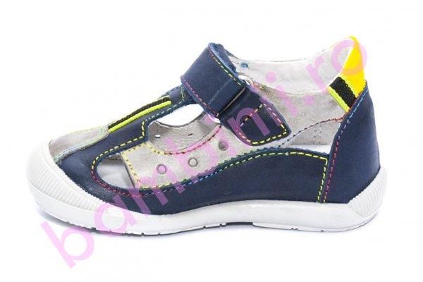 Sandale copii hokide 139 blumarin gri 18-24