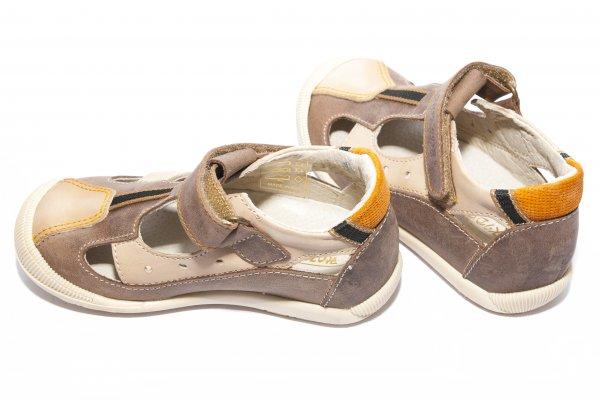 Sandale baieti hokide 139 maro bej 18-24