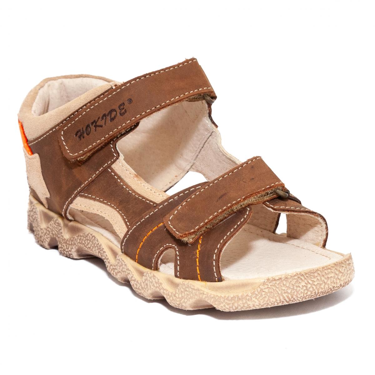 Sandale copii hokide 358 gri 20-35