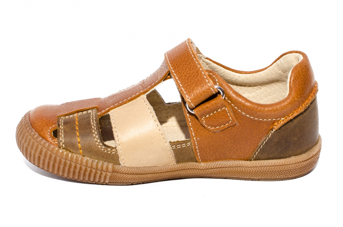 Sandale copii hokide 422 maro 26-30