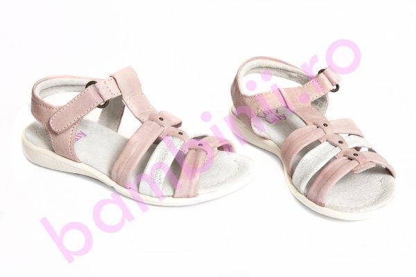 Sandale copii 1406 roz