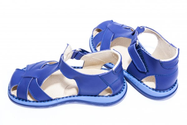 Sandale copii piele 346 blumarin 18-25