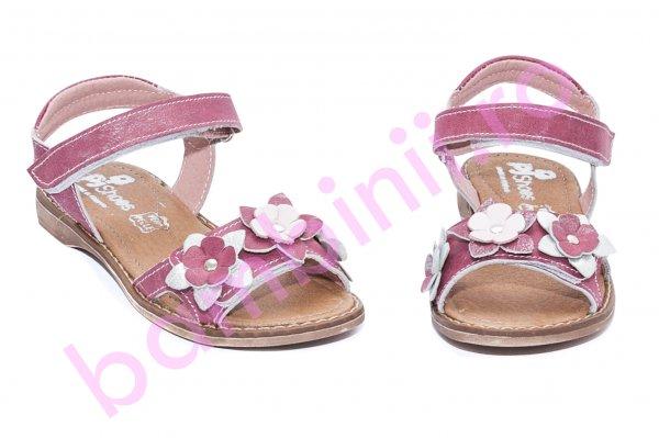Sandale copii pj shoes Ana roz 26-36