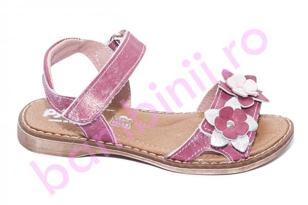 Sandale copii pj shoes Ana roz 26-36