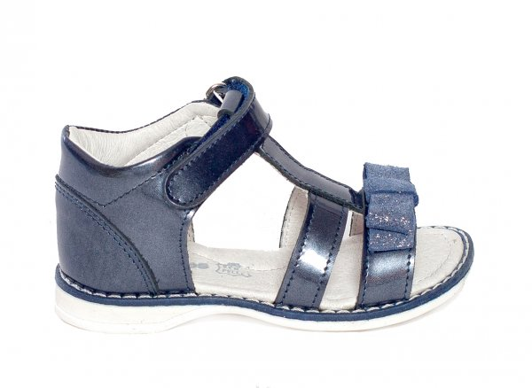 Sandale copii pj shoes Eva blu 20-26