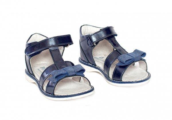 Sandale copii pj shoes Eva blu 20-26