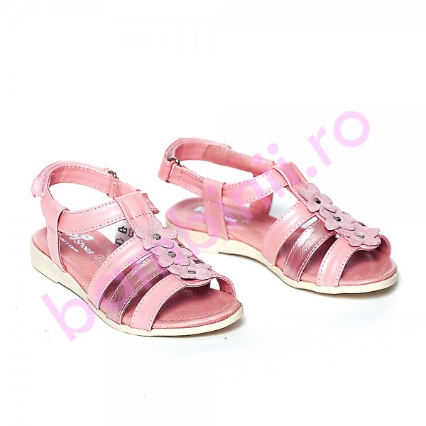 Sandale copii pj shoes Gladiator roz 27-36