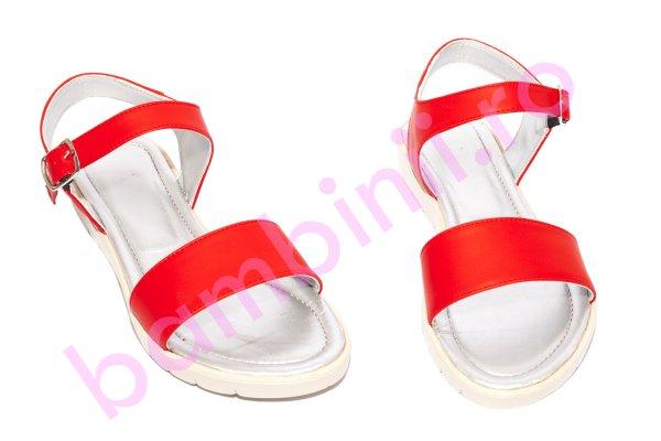 Sandale dama piele 222 corai 36-41