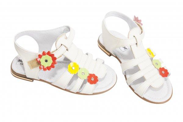Sandale fete 1304 bej 26-36