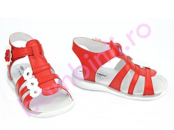 Sandale fete 1304 rosu