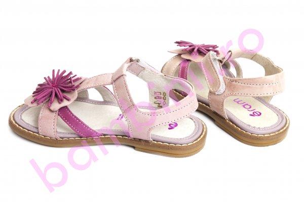 Sandale fete 1306 roz