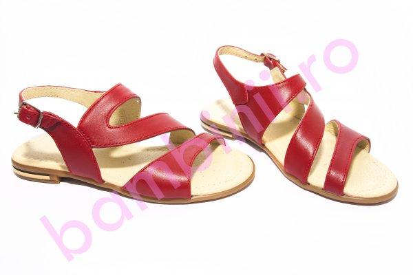 Sandale fete 1355 rosu 26-36