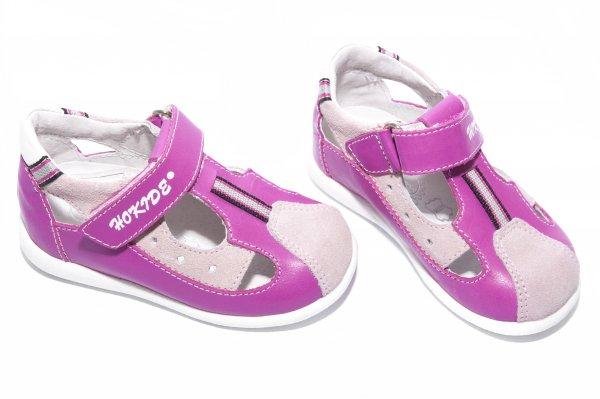Sandale fete 139 fuxia roz 19-24