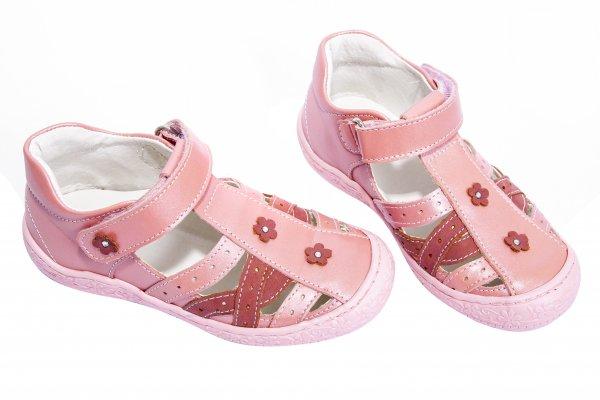 Sandale fete Arges roz 19-30