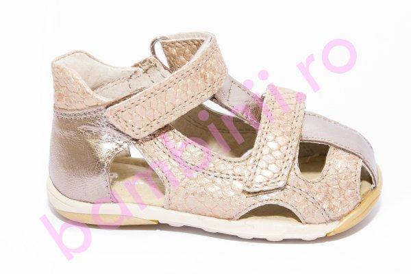 Sandale fete Mara bronz 18-26