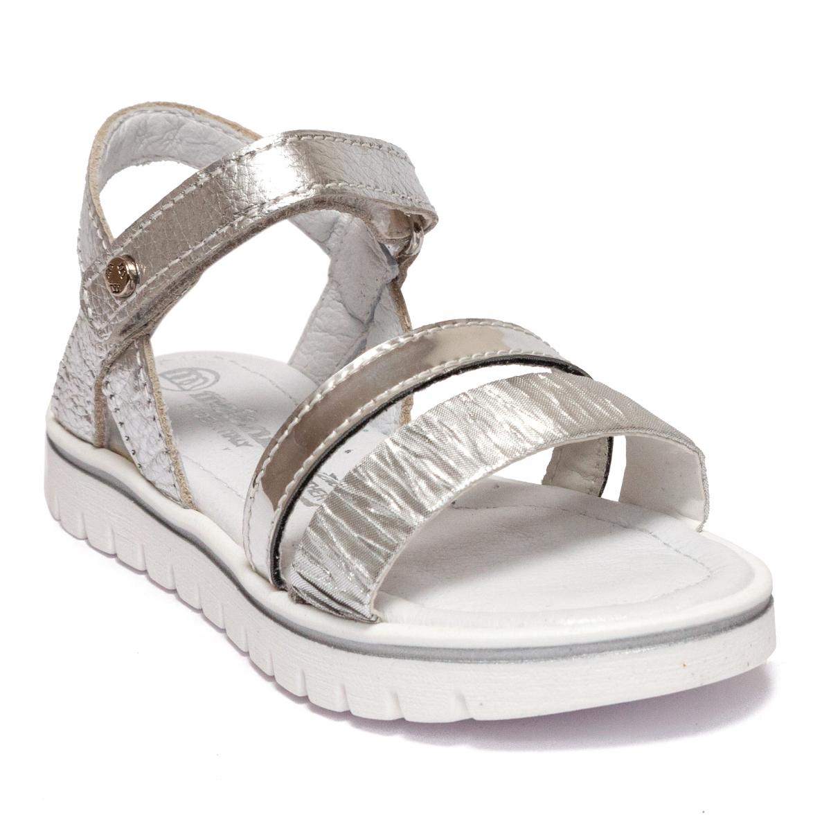 Sandale fete Melania 4121 argintiu 26-38