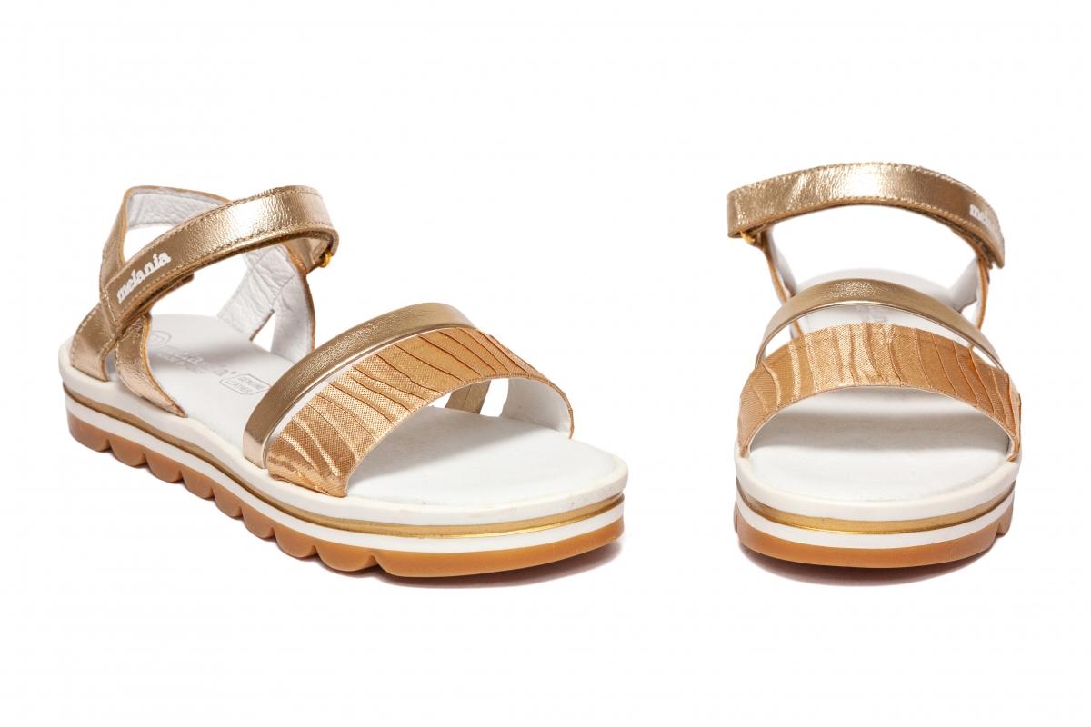 Sandale fete Melania 4121 auriu 26-38