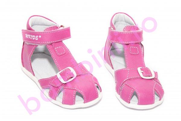 Sandale fete hokide 231 fuxia 18-24