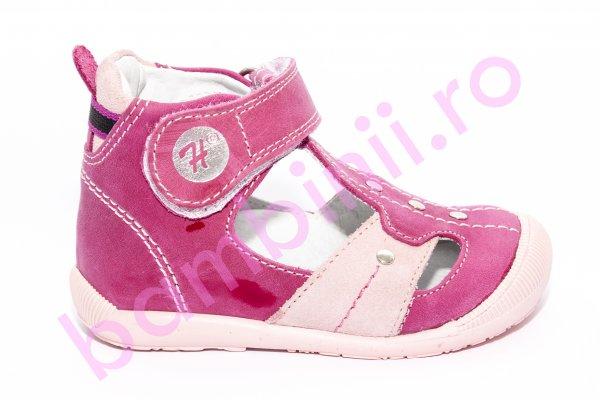 Sandale fete hokide 273 fuxia roz 18-24