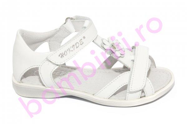 Sandale fete hokide 309 alb 26-32