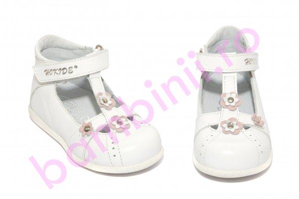 Sandale fete hokide 355 alb 18-24