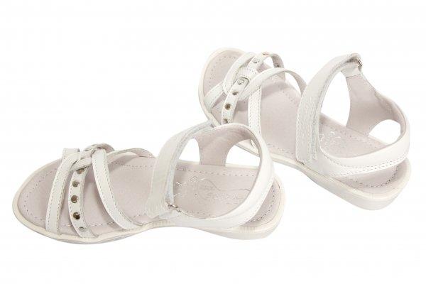 Sandale fete hokide 359 alb 26-32