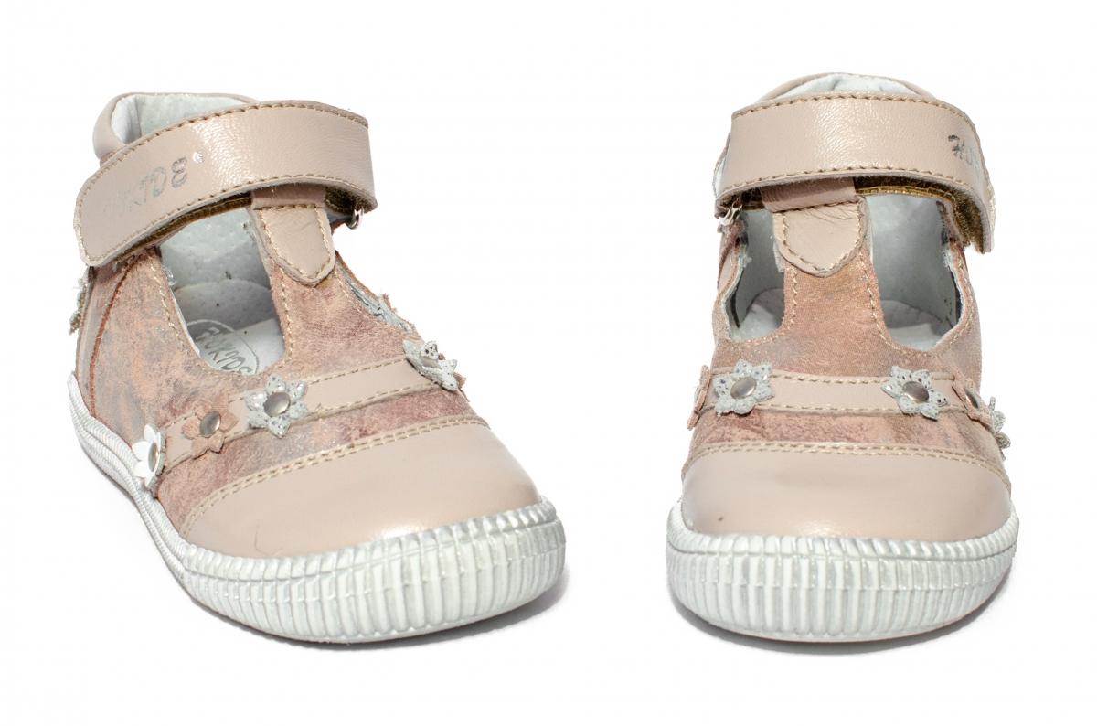Sandale fete hokide 403 roz 18-24