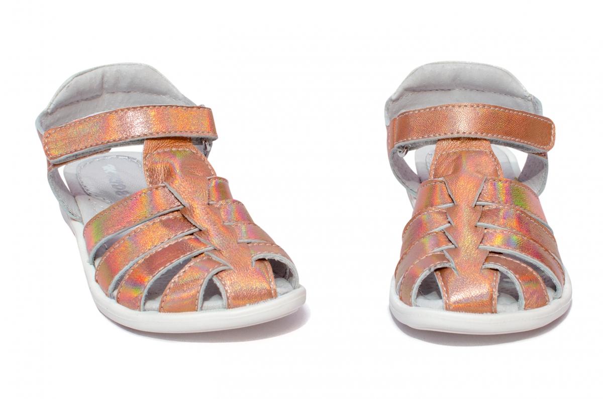 Sandale fete hokide 426 bronz 26-32