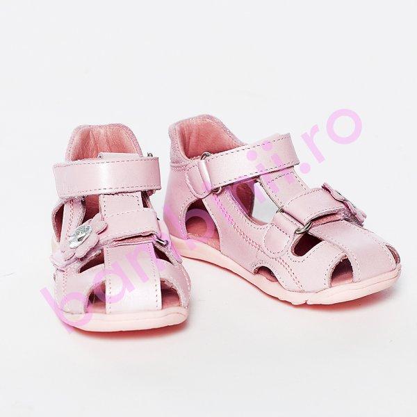 Sandale copii PJ Shoes Mario roz new 20-26