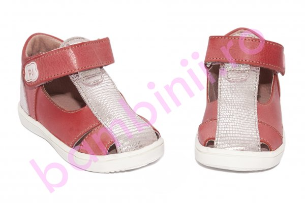 Sandalute fetite pj shoes Pablo roz 18-26