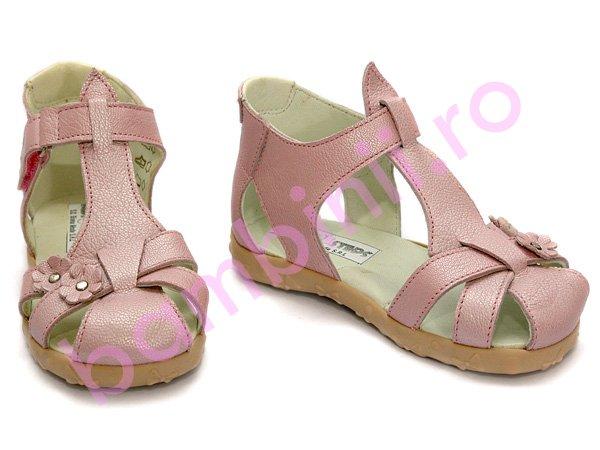 Sandale copii 346 roz