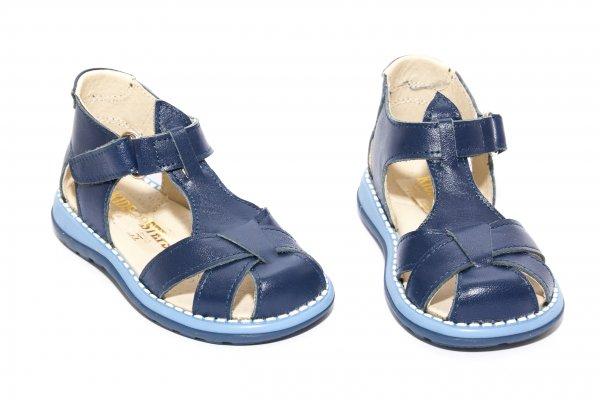 Sandalute baietei 346 blu 18-25