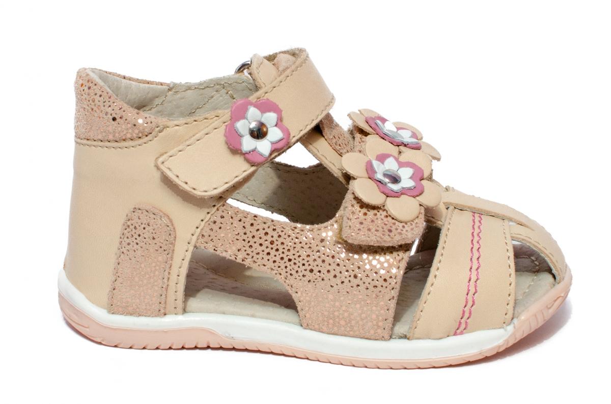 Sandalute fete hokide picior lat gros 405 roz 18-25
