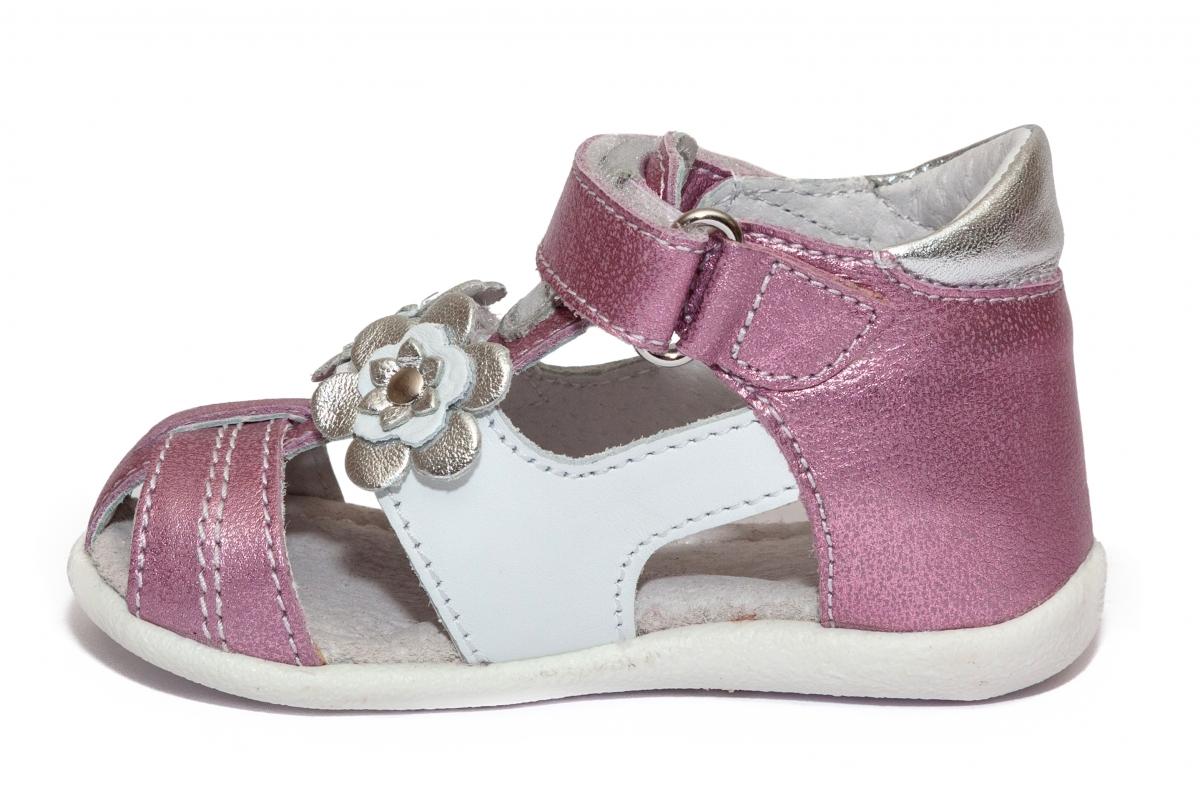 Sandalute fete picior lat hokide 405 lila 18-25