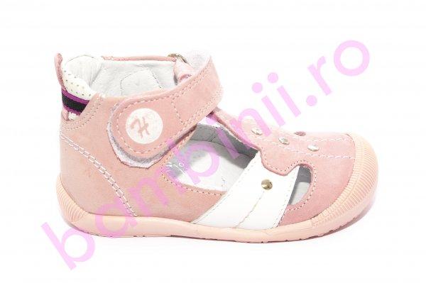 Sandalute fetite hokide 273 roz pal 18-24