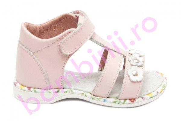 Sandalute fetite pj shoes Eva roz 20-26