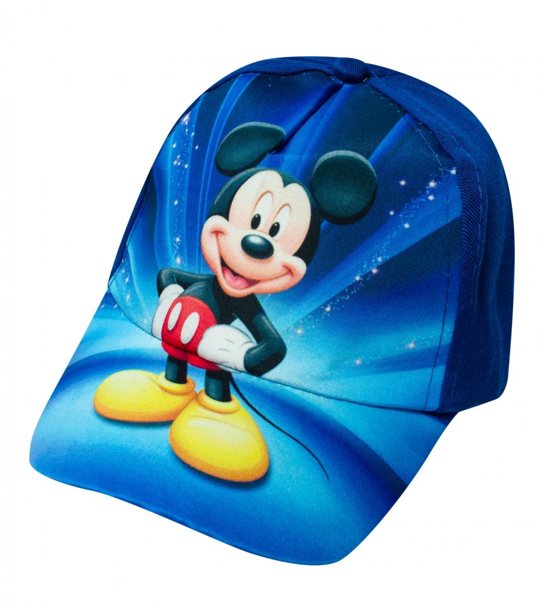 Sapca baieti Mickey albastru 44-52
