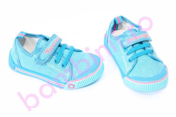 Tenisi copii 9468 blue 24-35