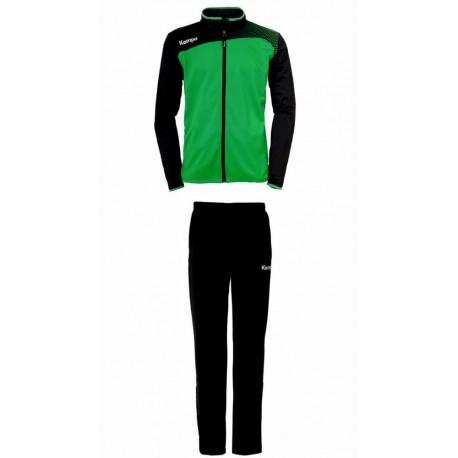 Trening Kempa Emotion Classic verde negru 3XS-3XL