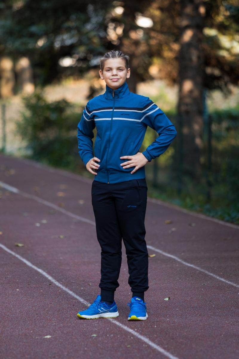 Treninguri copiii 1734 albastru blu 146-176cm