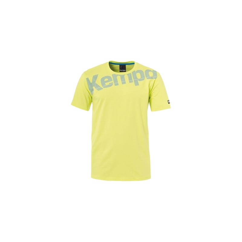 Tricouri Kempa Core copii adulti negru 2XS-3XL