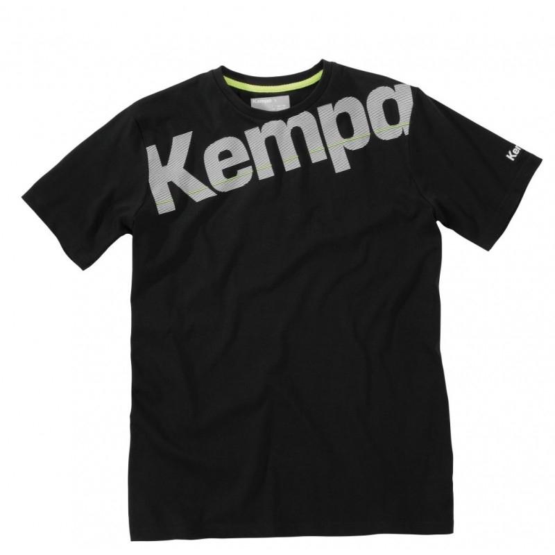 Tricouri Kempa Core copii adulti albastru 2XS-3XL