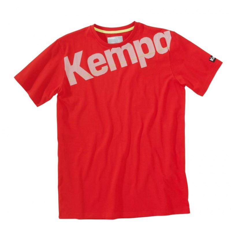 Tricouri Kempa Core copii adulti portocaliu 2XS-3XL